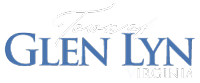Town of Glen Lyn Sticky Logo