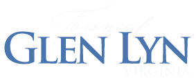 Town of Glen Lyn Retina Logo